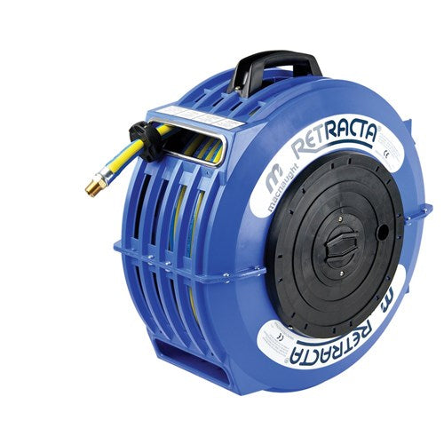 RETRACTA AIR/WATER REEL, 12mm x 15m
