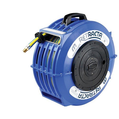 RETRACTA AIR/WATER REEL, 10mm x 15m