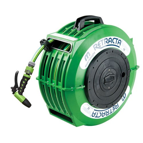 RETRACTA DOMESTIC HOSE REEL, 12mm x 18m