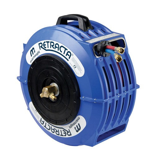 RETRACTA OXY/ACETYLENE GAS WELDING REEL, 5mm x 15m