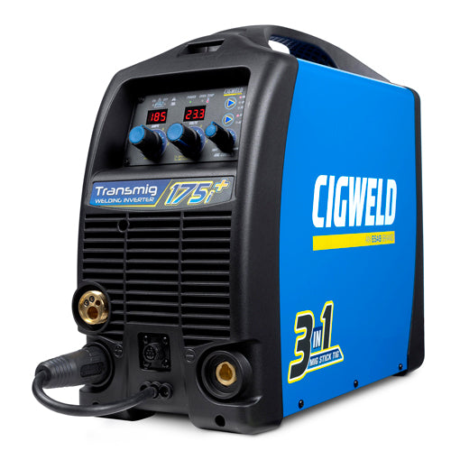 Transmig 175i+ multi process welding inverter