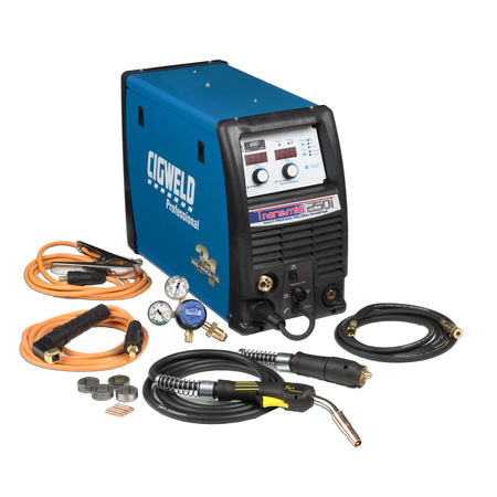 Transmig 250i Plant multi process welding inverter