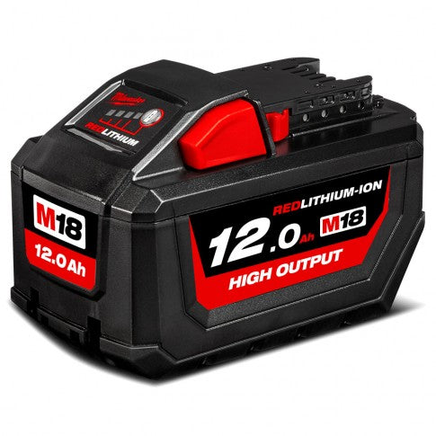 M18™ REDLITHIUM-ION™ High Output 12.0Ah Battery Pack