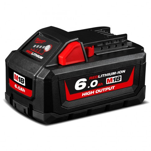 M18™ REDLITHIUM-ION™ High Output 6.0Ah Battery Pack