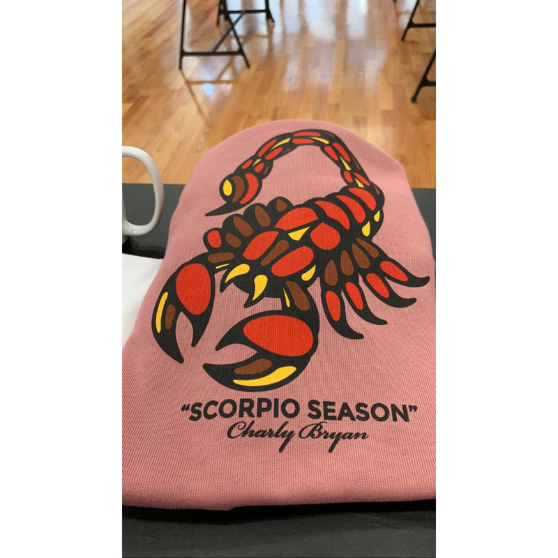 Scorpio Season Super Soft Crewneck