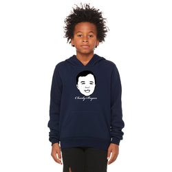 Charly Bryan Big Face Logo Youth Hoodies