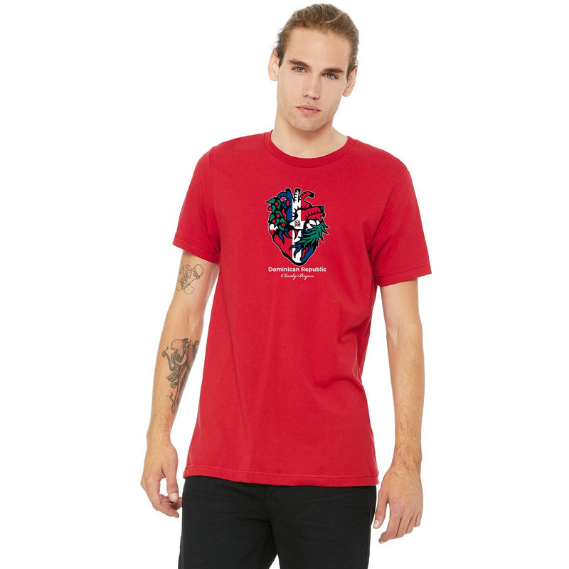 Dominican Heart T-SHIRTS
