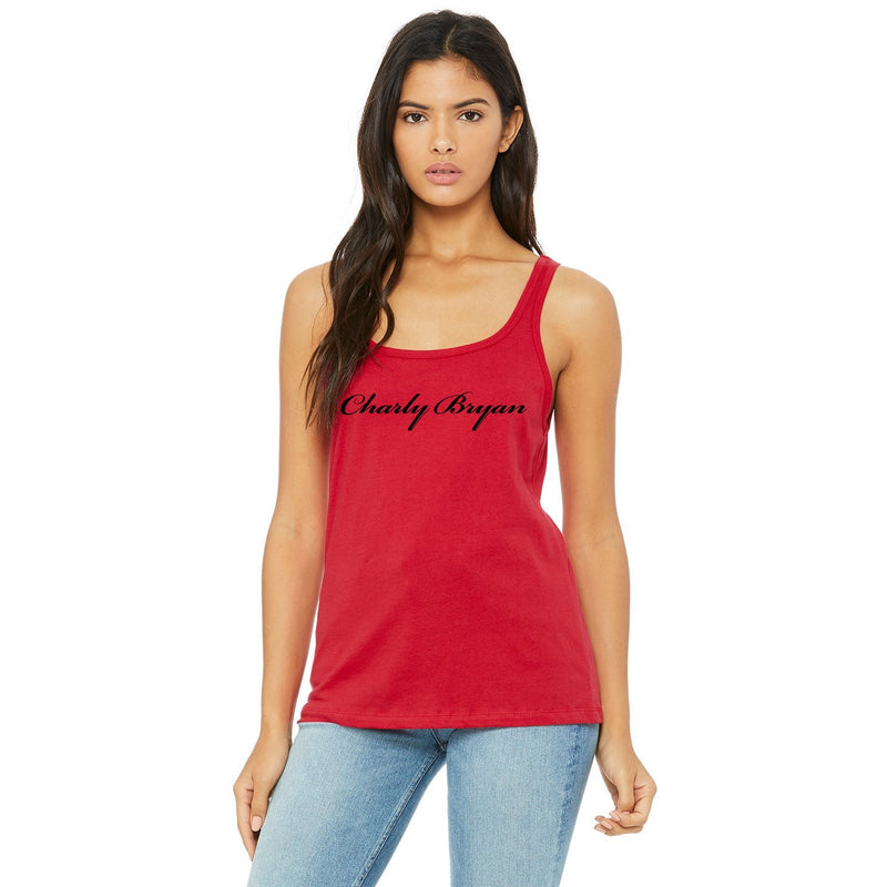 Ladies Relaxed Tank Tops