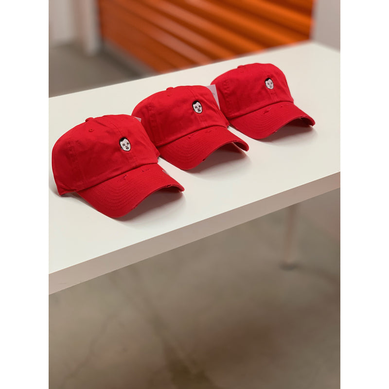 Charly Bryan Distressed Dad Hats