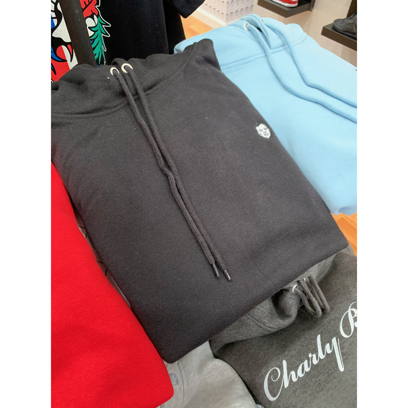 Charly Bryan Little Face Logo Hoodies
