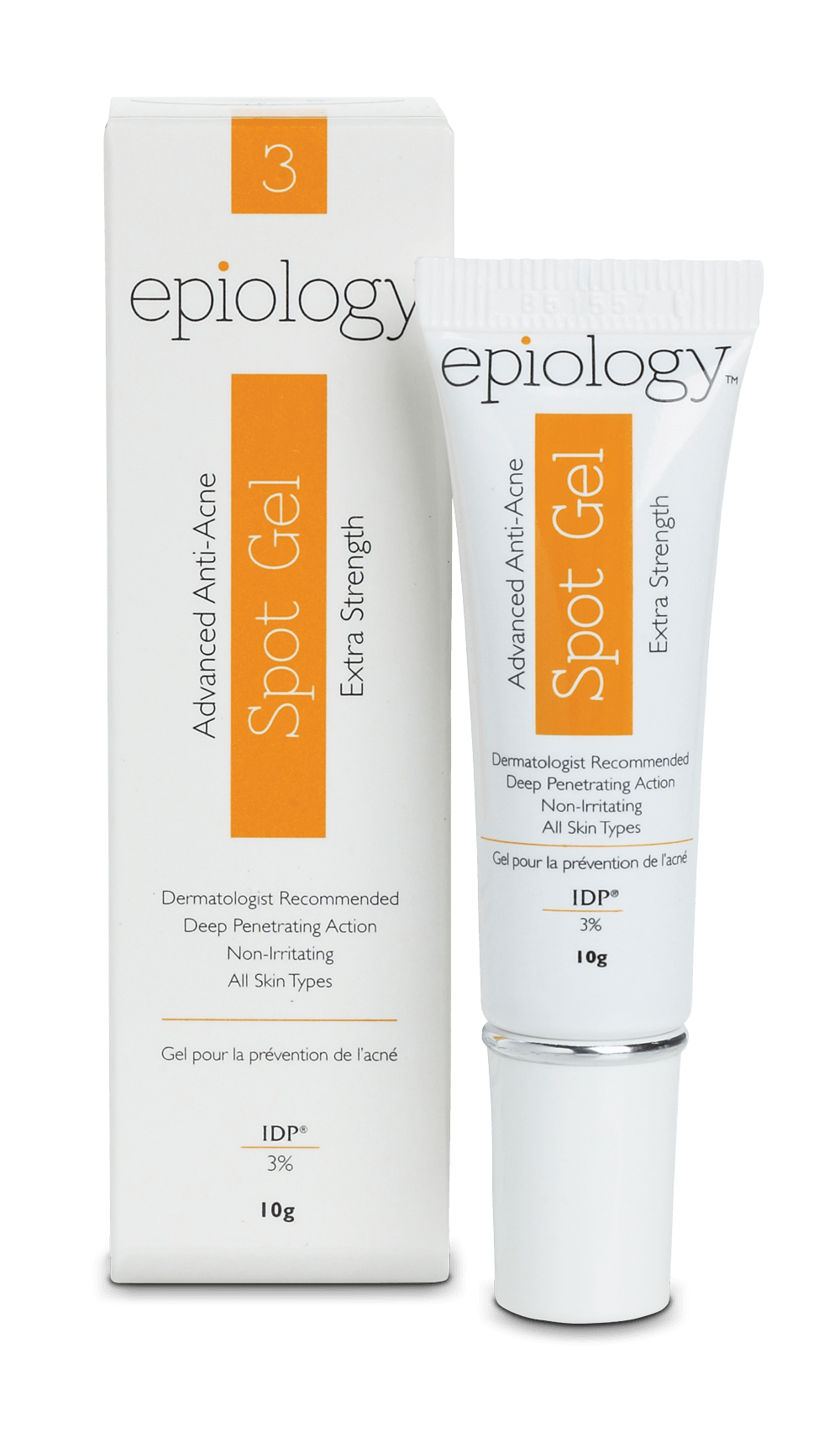 Advanced Anti Acne Spot Gel  (paso 3)