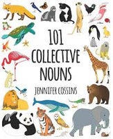 Jennifer Cossins '101 Collective Nouns' book
