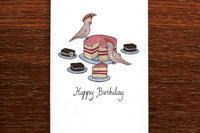 Greeting cards by The Nonsense Maker