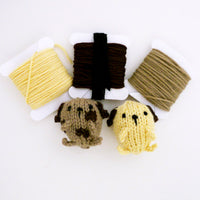 Mochimochi DIY mini knitting kit