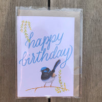 Greeting cards by Ruby MacKinnon