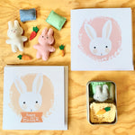 Pocket bunny in a tin * preorder for 15 March *