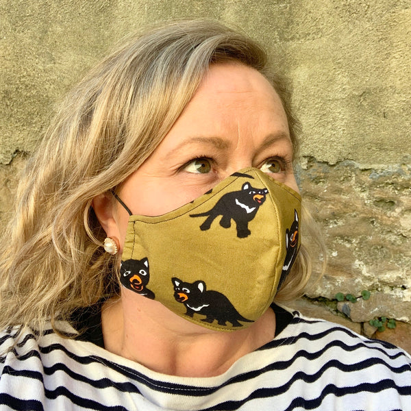 Reusable face mask * pre-order *