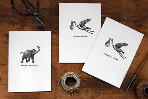 Greeting cards by Flywheel