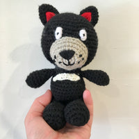 Teddy the Tasmanian Devil (more soon!)