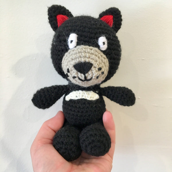 Teddy the Tasmanian Devil