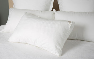 Tontine Luxe Down-Like Support Pillow - High & Firm