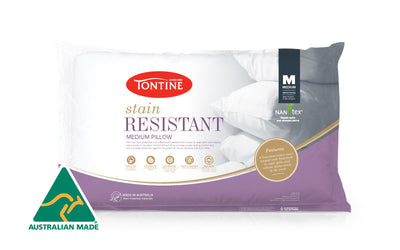 Tontine Stain Resistant Pillow - Medium