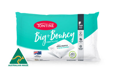 TONTINE BIG & BOUNCY PILLOW - FIRM