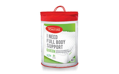 Tontine I Need Full Body Support Foam Underlay
