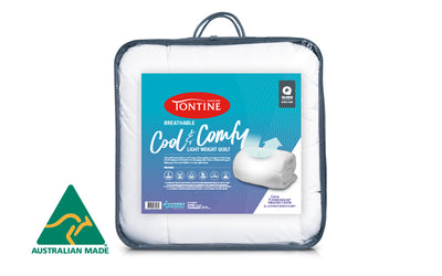 Tontine Cool & Comfy Light Weight Quilt - Summer