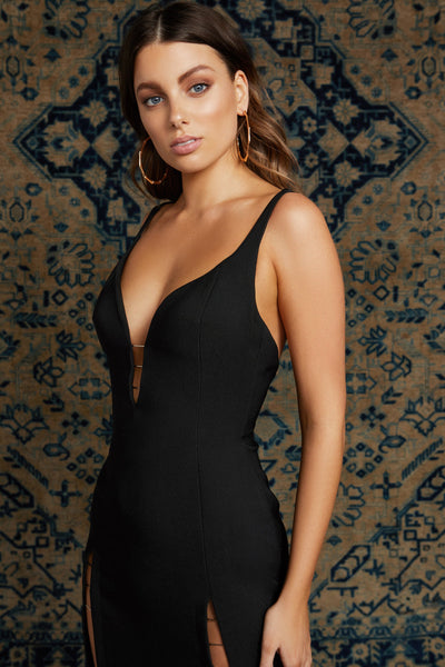 Lexi Zia Dress - Black