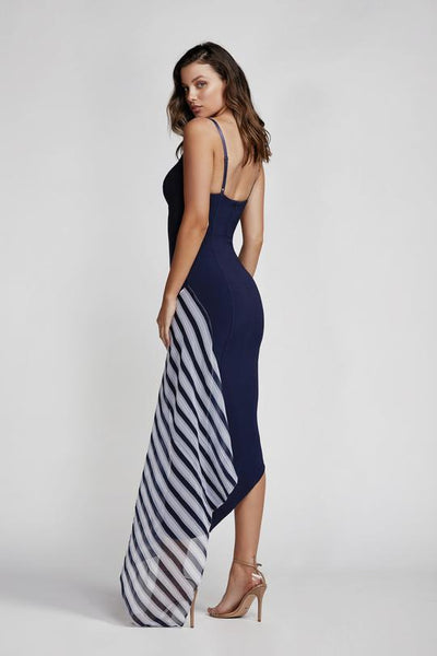 Lexi Ramona Dress - Twilight Blue