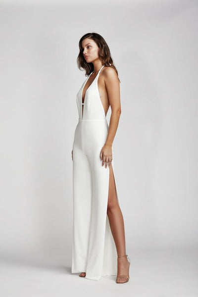 Lexi Reyna Jumpsuit - White