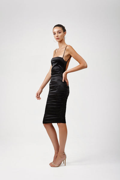 Lexi Riri Dress - Black