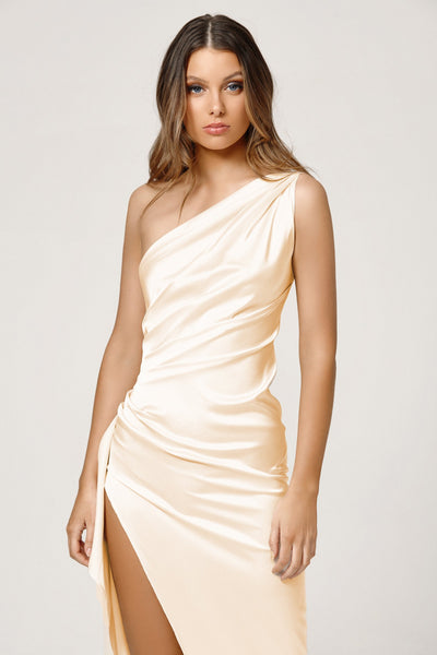 Lexi Samira Dress - Cream