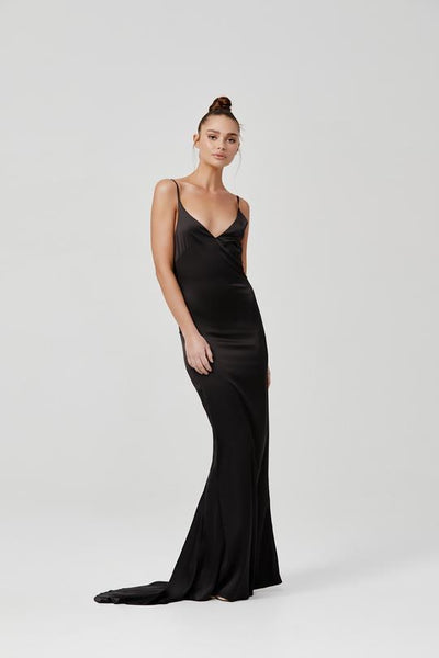 Lexi Gabrielle Dress - Black