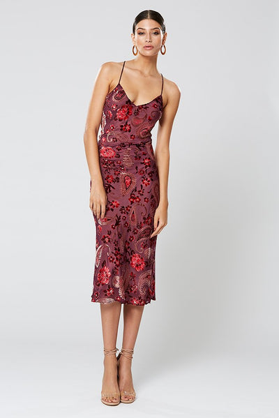 Winona Phoenix 3/4 Dress - Print