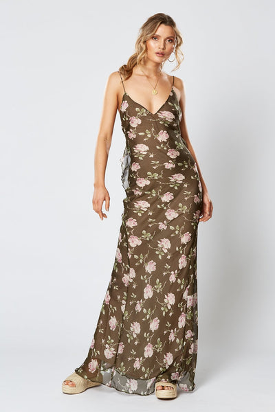 Winona Chelsea Maxi Dress - Floral