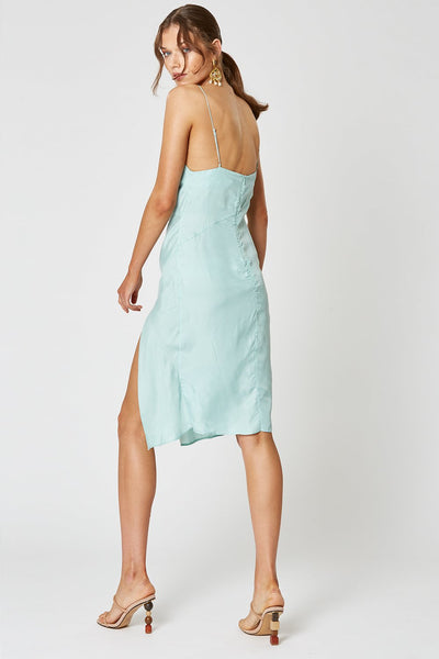 Winona Indio 3/4 Dress - Aqua