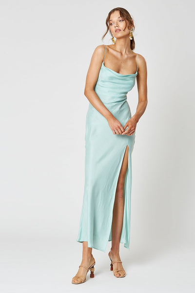 Winona Indio Maxi Dress - Aqua