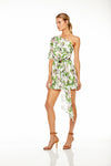 Talulah Tropo Dreams Mini Dress - Tropical Bloom