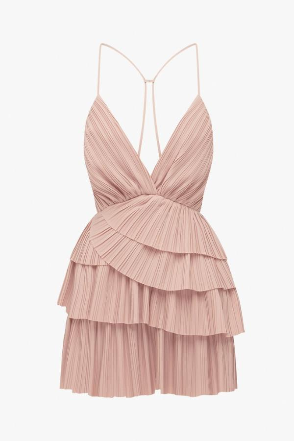 dbf08d9d255 Alice McCall Finesse Dress - Nude