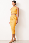 Bec & Bridge Raphaela Skirt - Melon