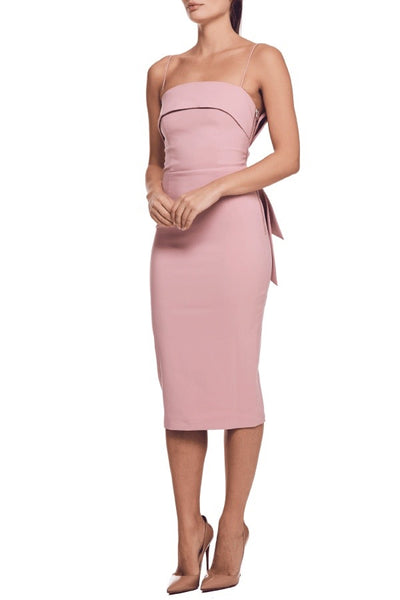 Bianca & Bridgett Andrea Dress - Blush