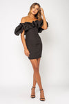 Bianca & Bridgett Holly Dress - Black