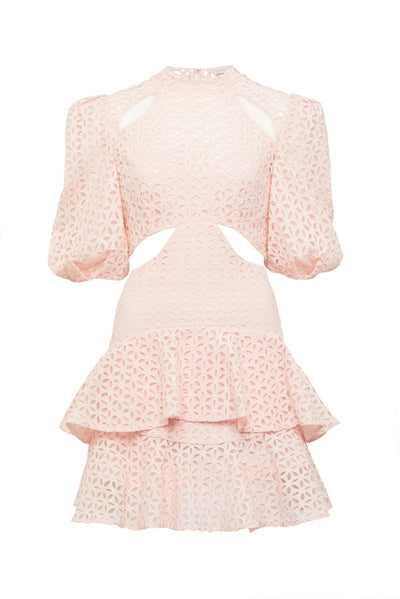 Thurley Miranda Dress - Soft Pink