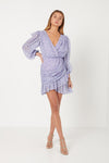 Elliatt Lorde Dress - Lilac