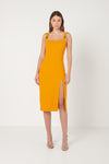 Elliatt Embellish Dress - Turmeric