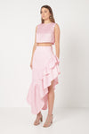 Elliatt Dignified Skirt - Rose