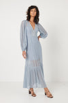Elliatt Karmen Dress - Blue