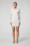 Elliatt Clemence Dress - White